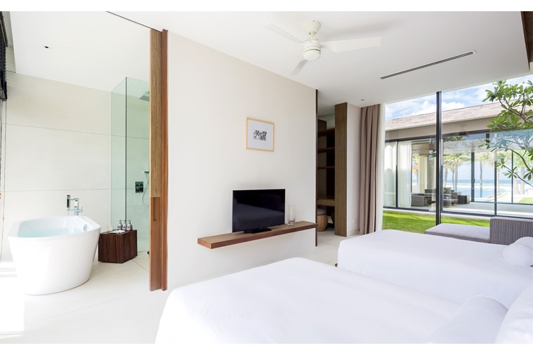 03 Bedrooms Beachfront (Miễn phí Spa)