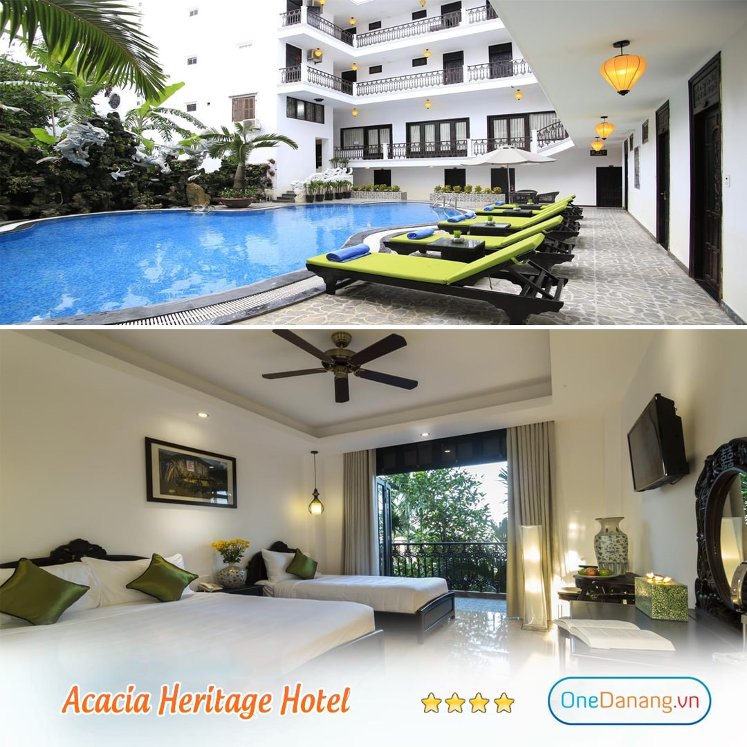 Acacia Heritage Hotel Hoi An