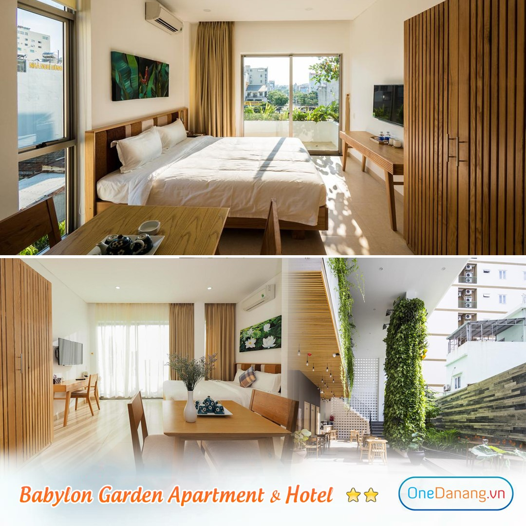 BABYLON GARDEN APARTMENT & HOTEL