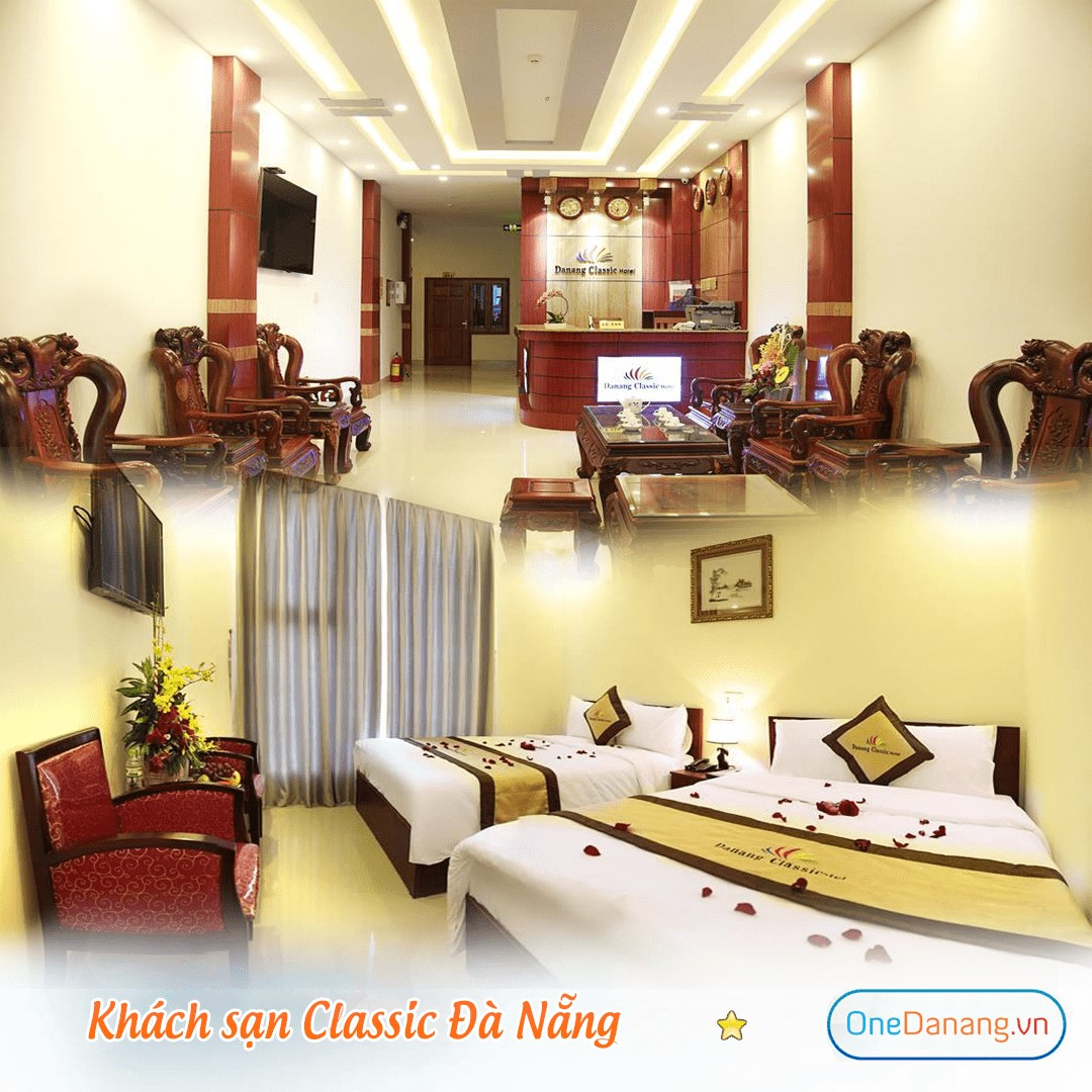 Khách sạn Danang Classic