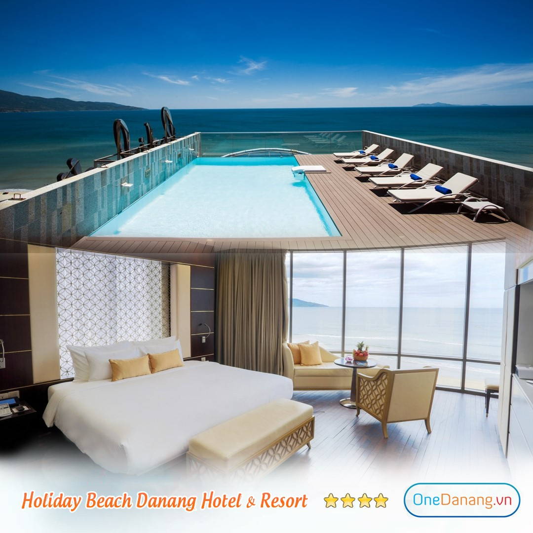Holiday Beach Da Nang Hotel and Resort