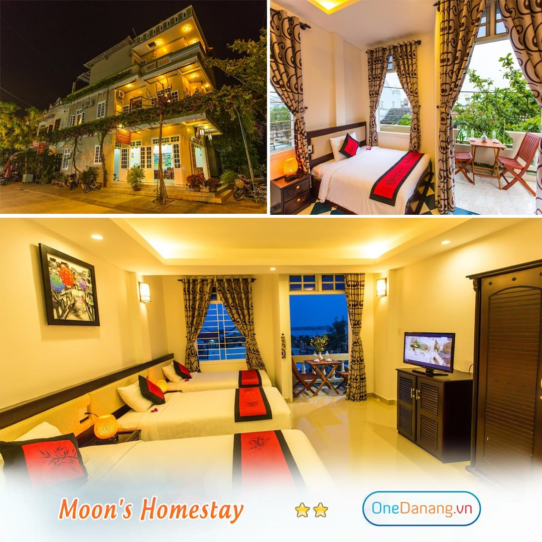 Moon's Homestay Hội An