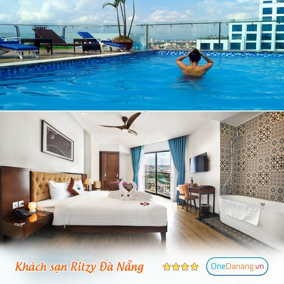 Khách sạn Ritzy Boutique Đà Nẵng