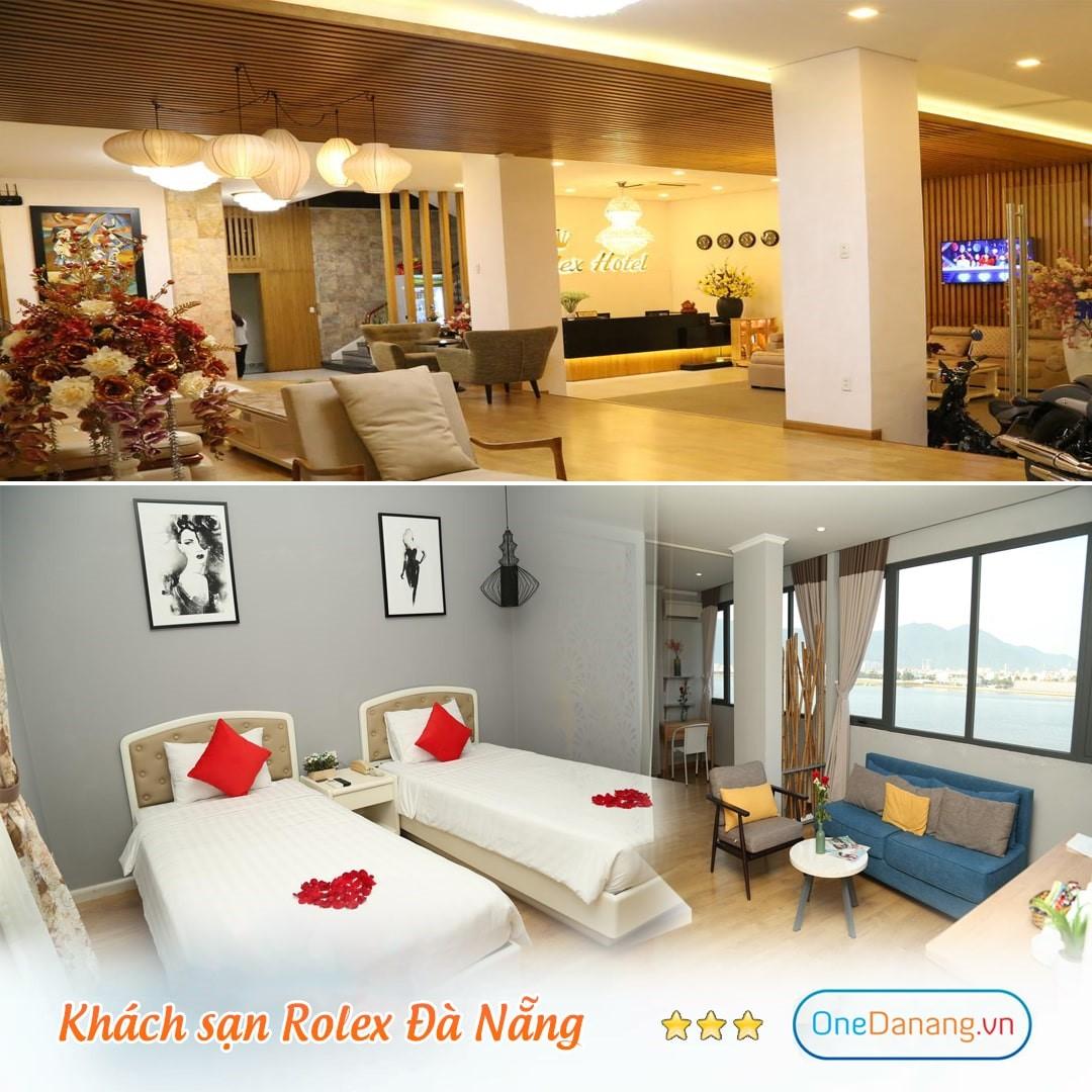 Khách sạn Rolex Đà Nẵng