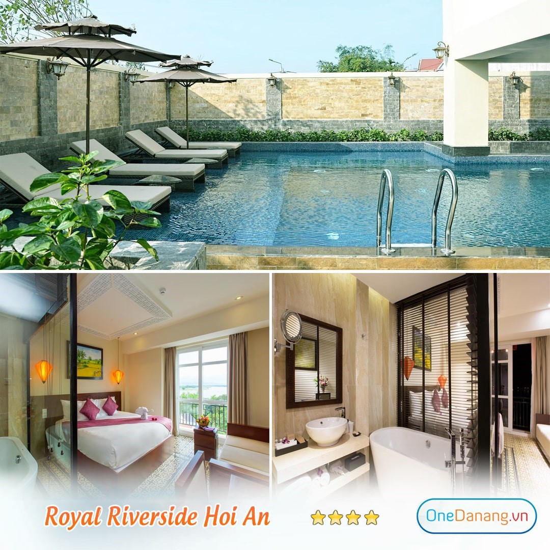Royal Riverside Hoi An