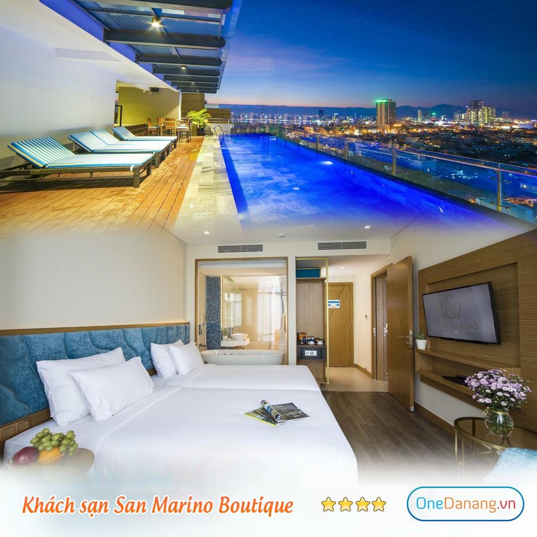 Khách sạn San Marino Boutique Đà Nẵng