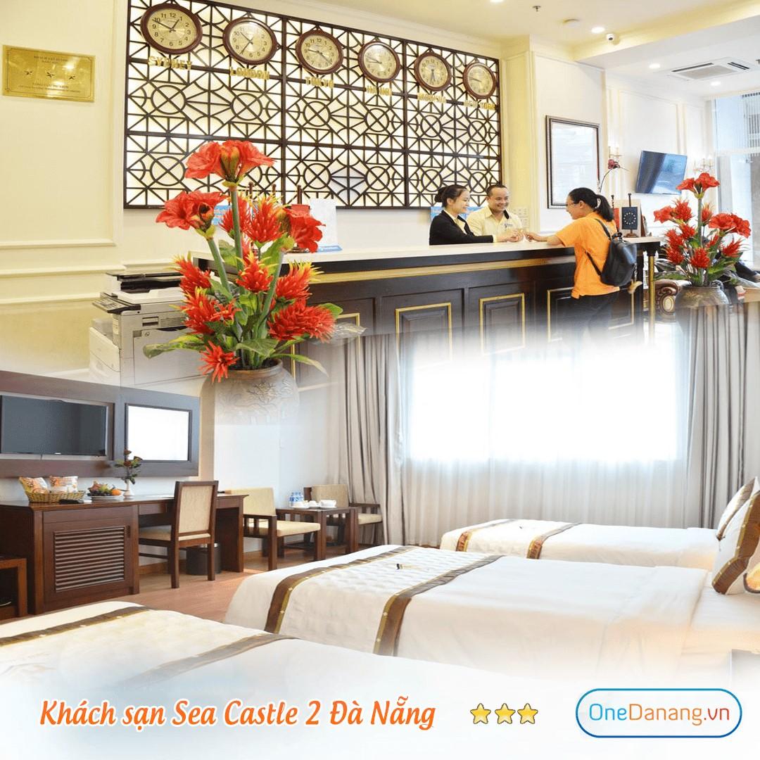 Khách sạn Sea Castle 2 Đà Nẵng