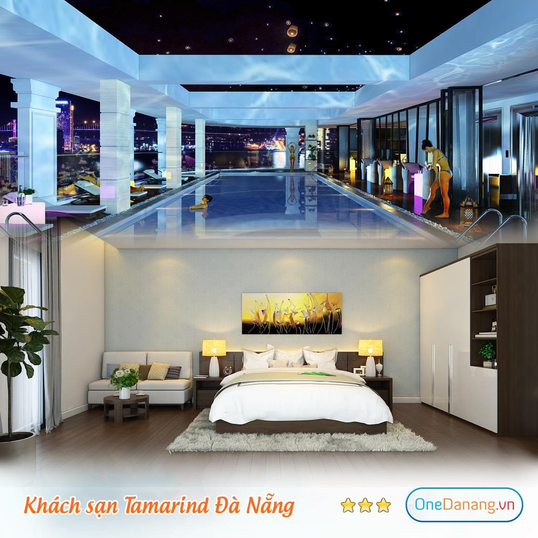 Khách sạn Tamarind Đà Nẵng