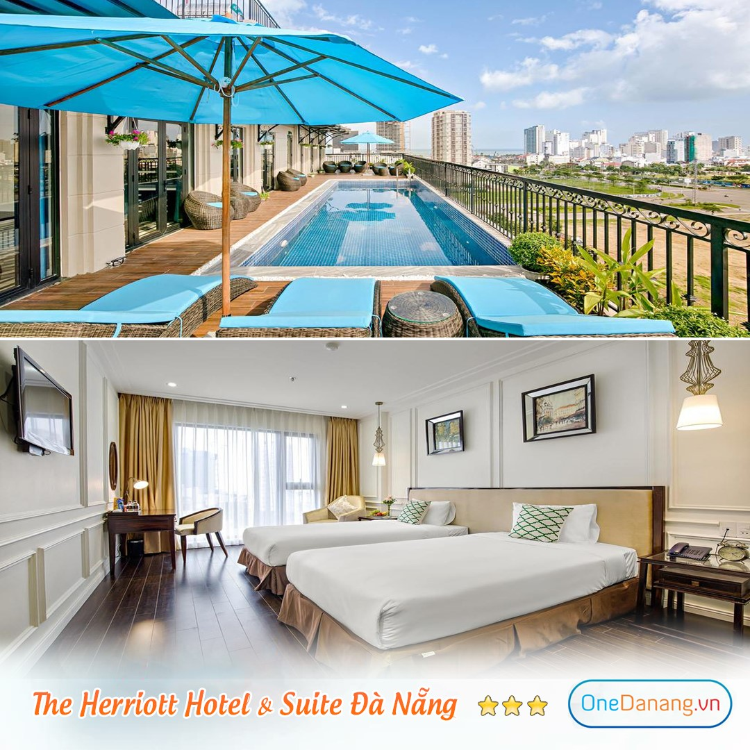 The Herriott Hotel & Suite Đà Nẵng