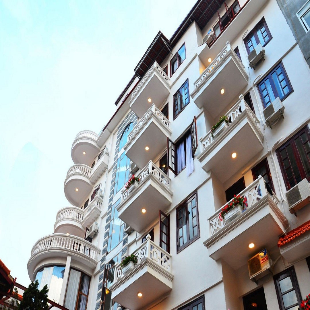 Khách sạn Chapa Dew Boutique Sa Pa