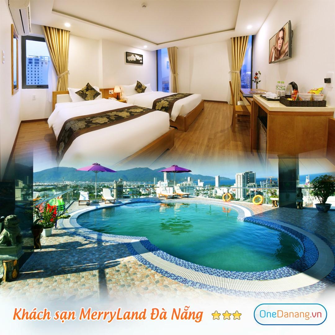 Khách sạn Merry Land Đà Nẵng