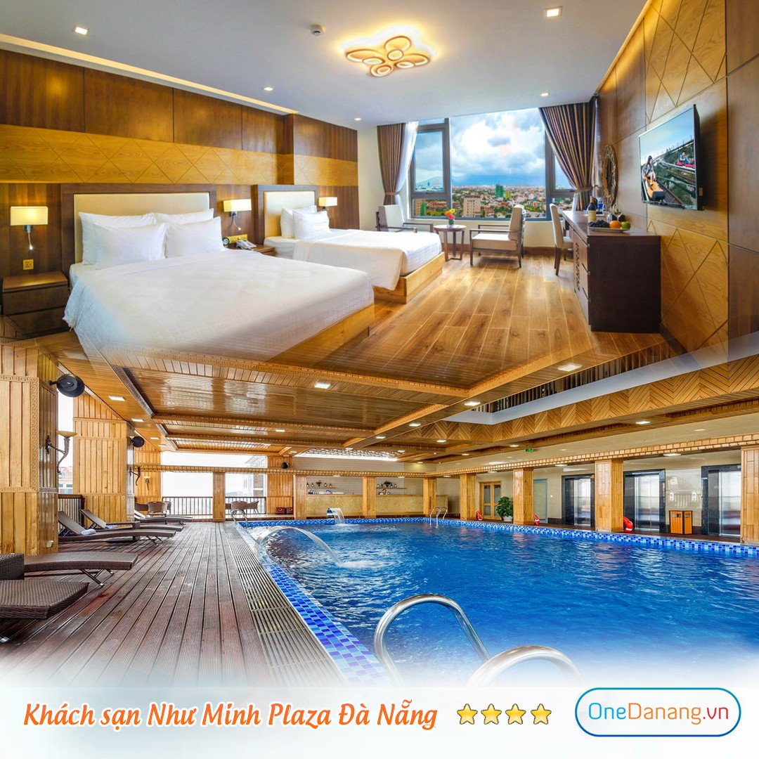 Khách sạn Như Minh Plaza Đà Nẵng