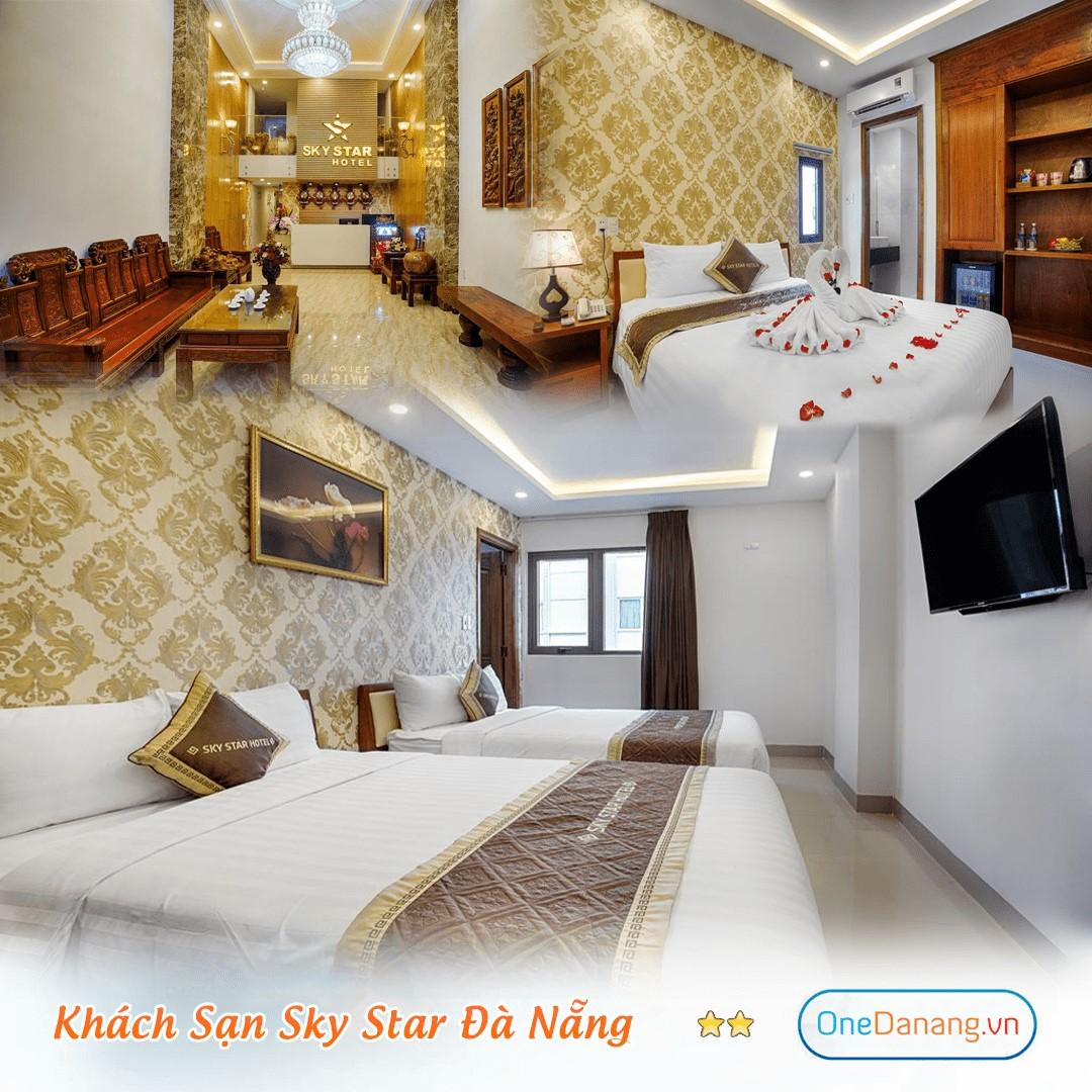 Khách Sạn Sky Star Đà Nẵng