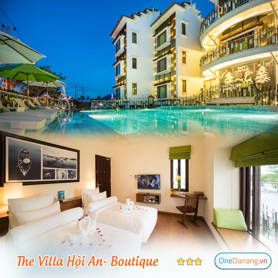 The Villa Hội An - Boutique
