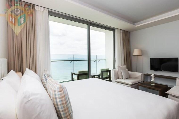 Suite Executive 2 Phòng Ngủ với Tầm nhìn ra Đại dương