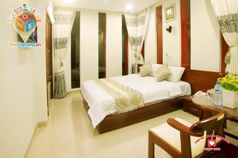Phòng 1 giường 2 người