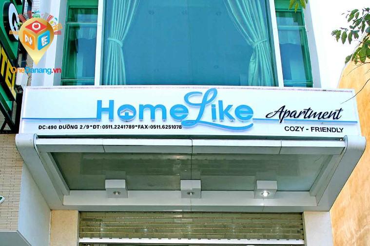 HomeLike Hotel & Apartment Đà Nẵng
