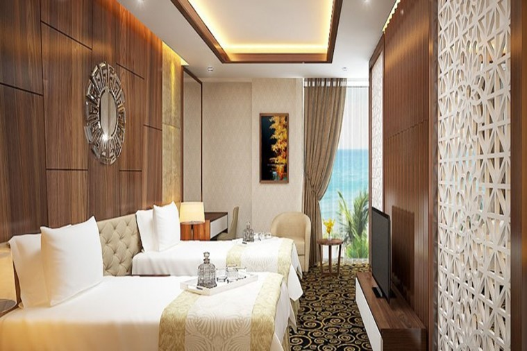 Phòng Luxtery Suite