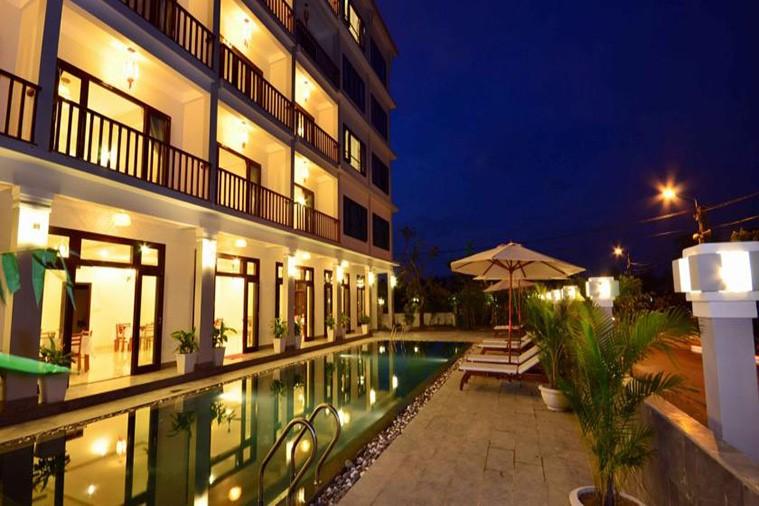 Sunshine hotel Hội An