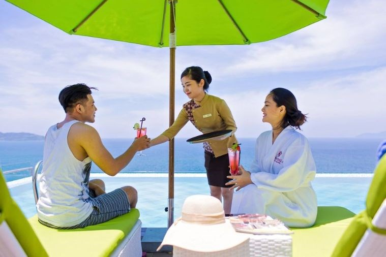 Khách Sạn Mandila Beach Hotel Đà Nẵng