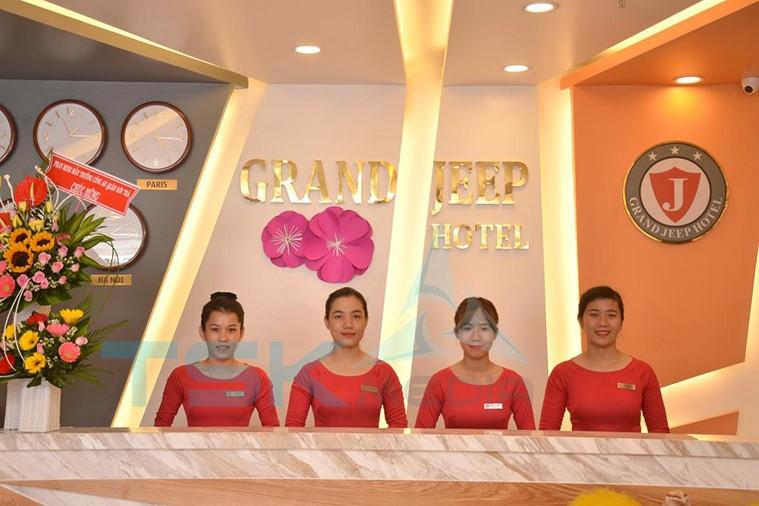 Khách sạn Grand Jeep Đà Nẵng