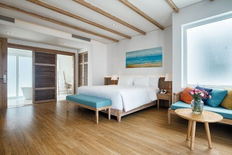 Duplex Residence Room