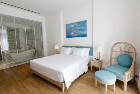 Santorin Suite Room
