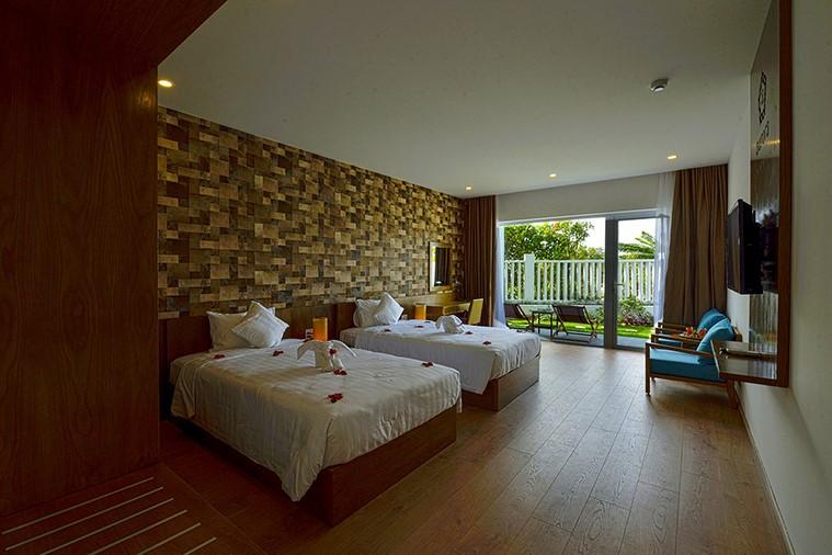 Phòng Villa Twin