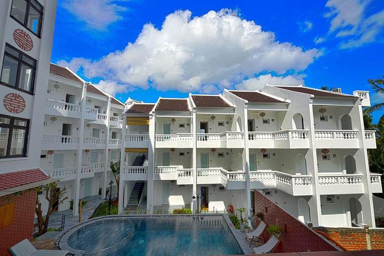 Khách Sạn Aurora Riverside Hotel & Villas Hội An