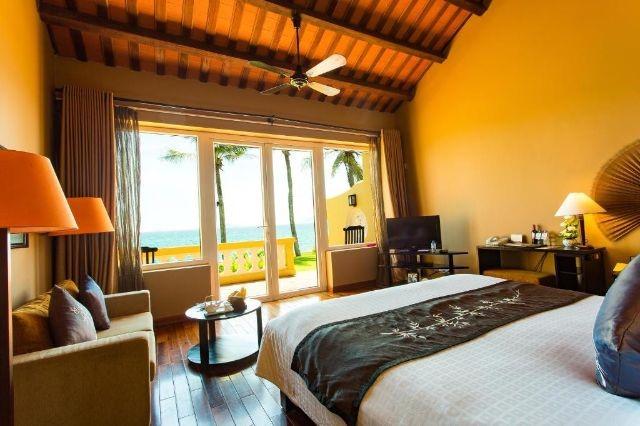 Phòng Junior Suite Ocean View