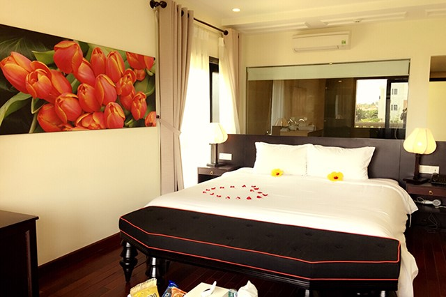 Phòng Suite King River View