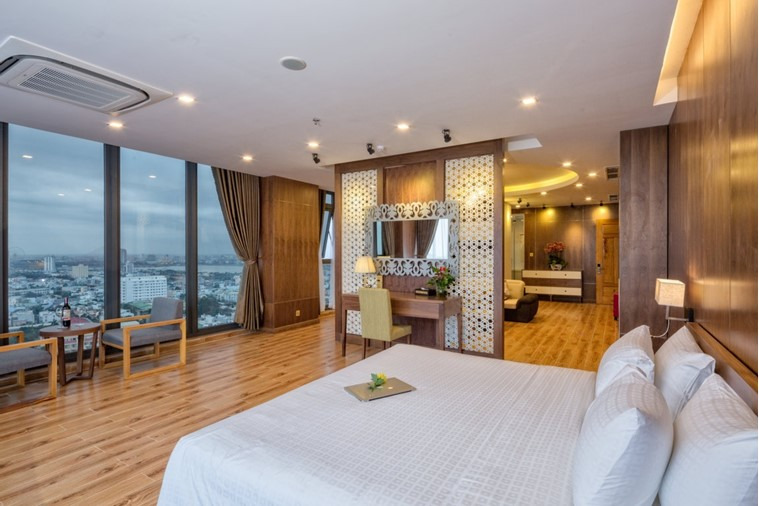Phòng Signature Penthouse