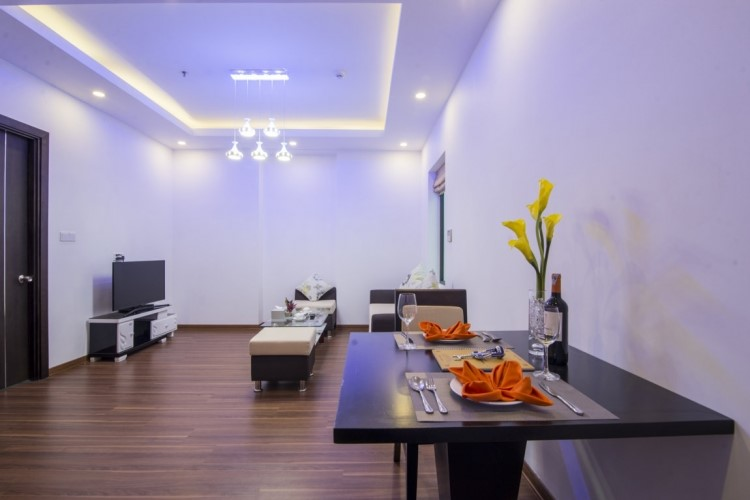 Phòng Luxury Apartment
