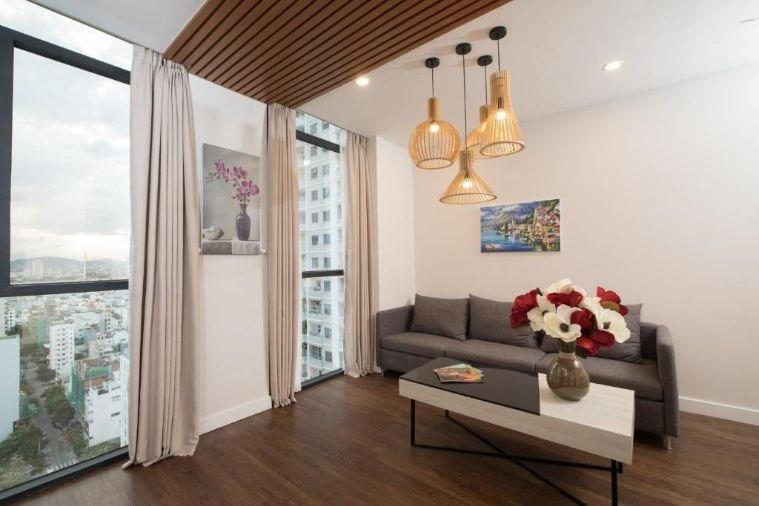 Phòng Căn Hộ Pen-House 1 Bedroom