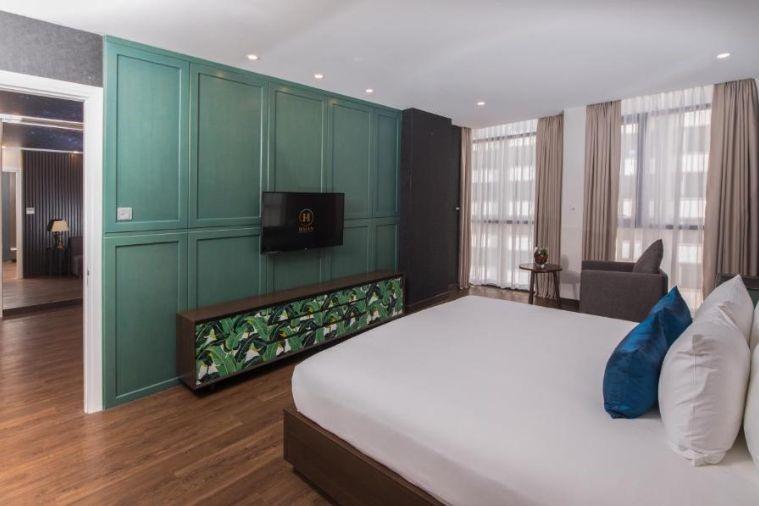 Phòng Căn Hộ PenHouse 2 Bedrooms