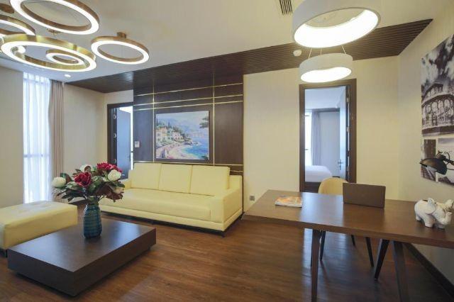 Phòng Căn Hộ PenHouse 3 Bedrooms