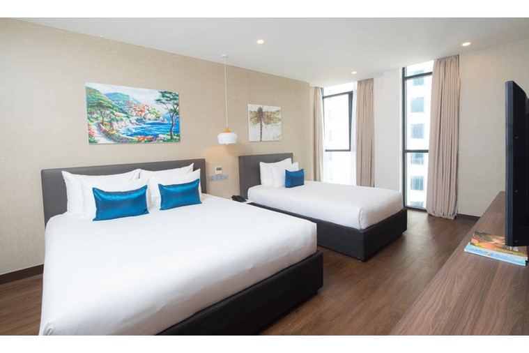 Khách sạn Hải An Beach Đà Nẵng