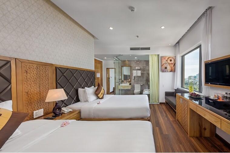 Khách Sạn Grand Sunrise 3 Đà Nẵng