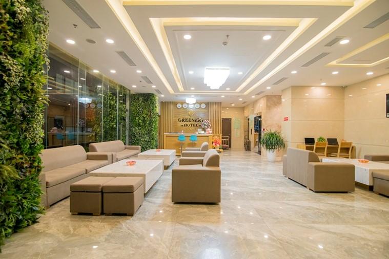 Khách sạn Greenery Đà Nẵng