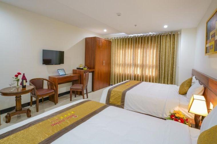 Khách Sạn Quốc Cường Center Đà Nẵng