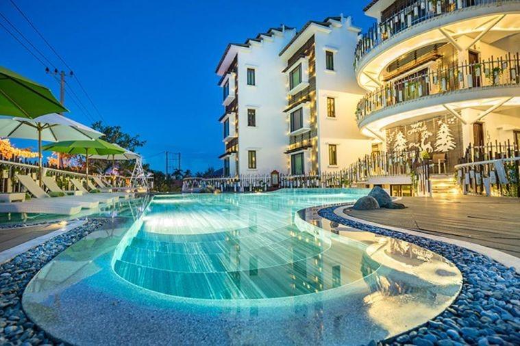 Khách Sạn The Villa Hội An - Boutique