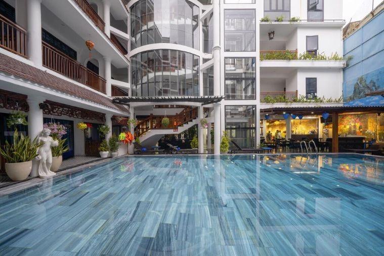 Khách Sạn Thanh Bình Central Hội An