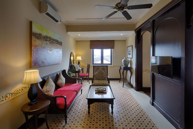 Phòng Suite Residencia