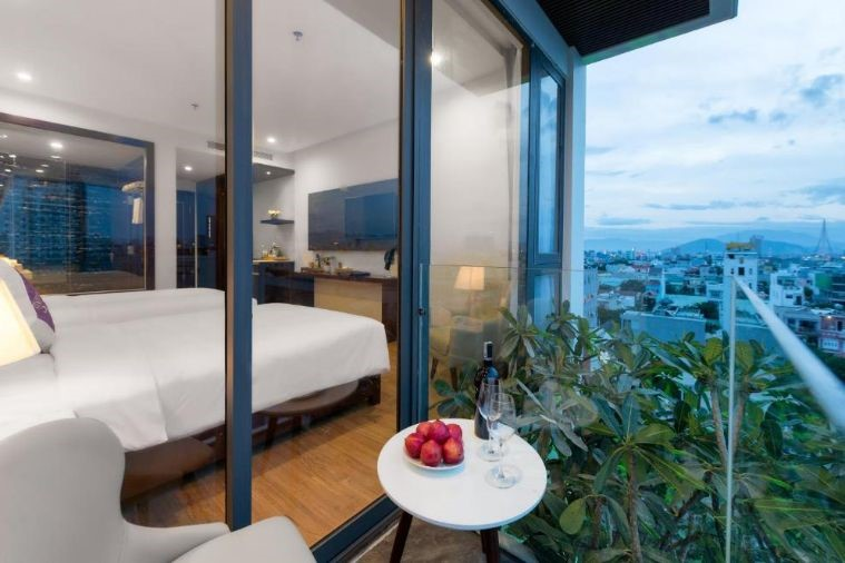 Phòng Suite Double With Balcony