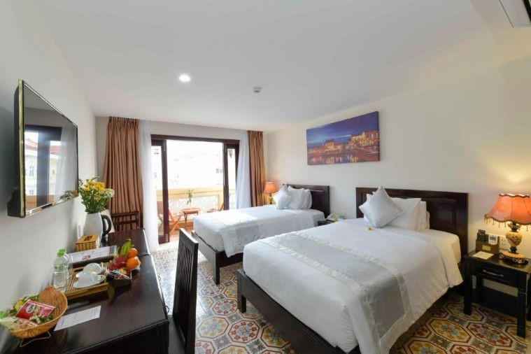 Phòng Suite Twin