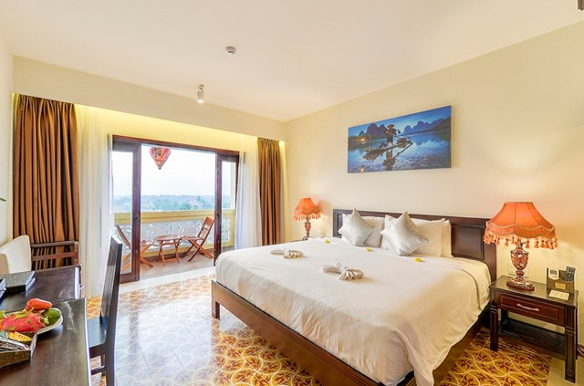 Phòng Executive Suite Double