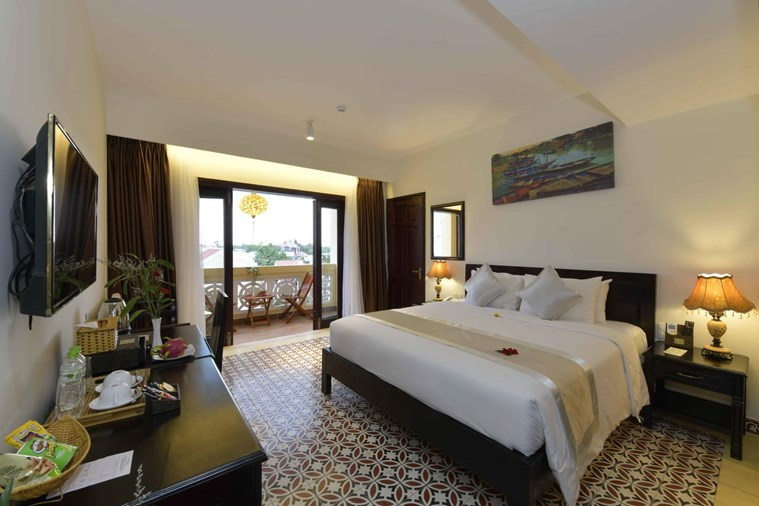 Hoi An River Green Boutique Hotel