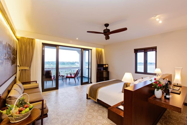 Duplex Suite - River view