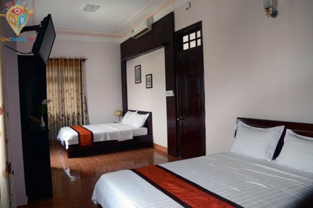 Phòng Standard 2 giường đôi 1,6m