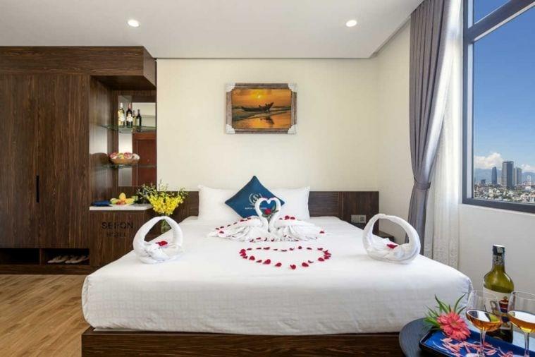 Phòng Sepon Blue Suite